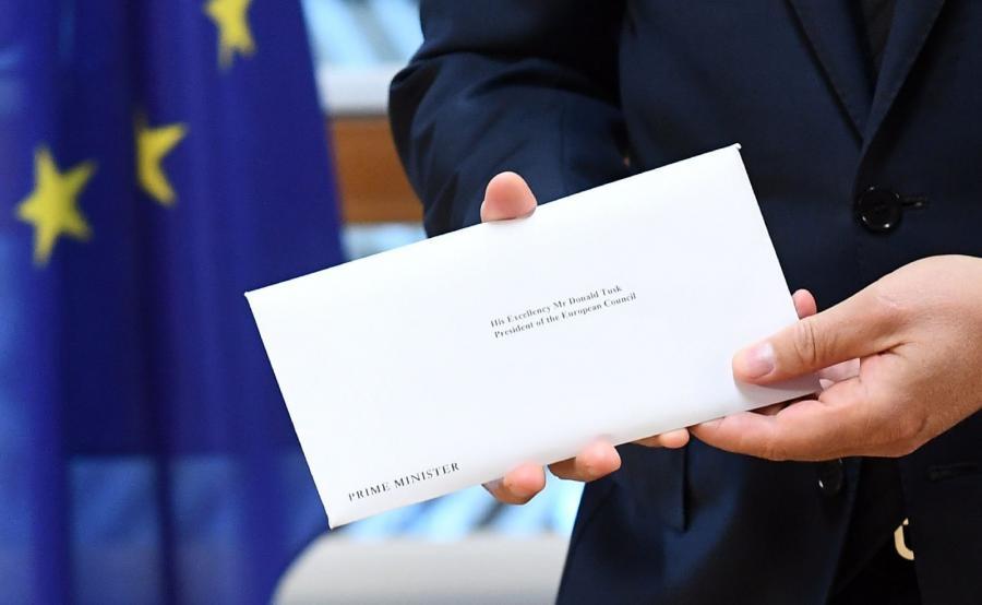 Donald Tusk otrzymał list w sprawie wyjścia Wielkiej Brytanii z UE