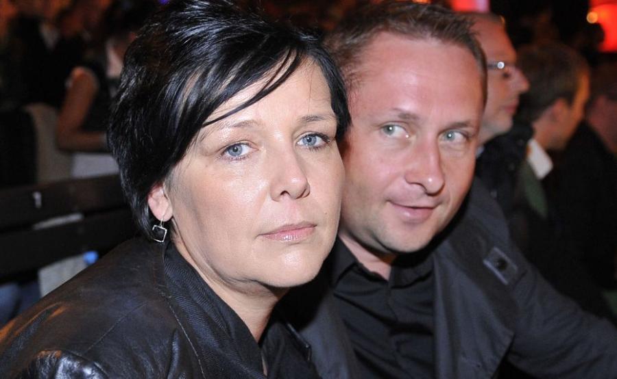 Marianna Dufek-Durczok i Kamil Durczok