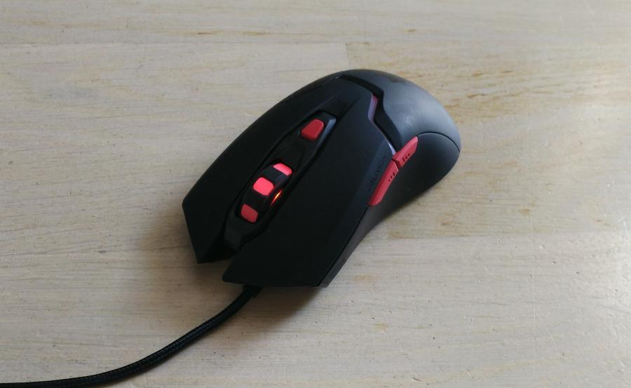 Mysz Tracer GAMEZONE Oblivion AVAGO 9800 8200DPI