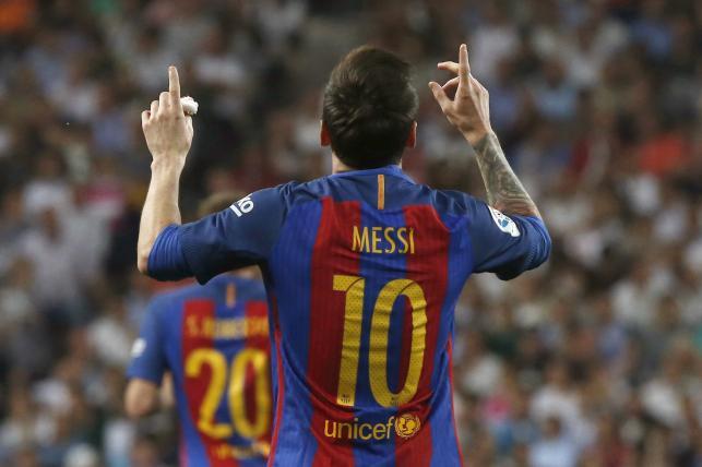 Real - Barcelona