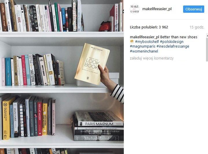 biblioteczka Kasi Tusk