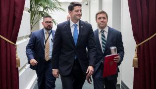 Paul Ryan, przewodniczący Izby Reprezentantów