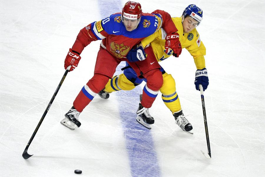 Vladimir Tkachyov i William Nylander