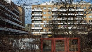 Budynek przy Bobrowieckiej, z którego korzysta rosyjska ambasada