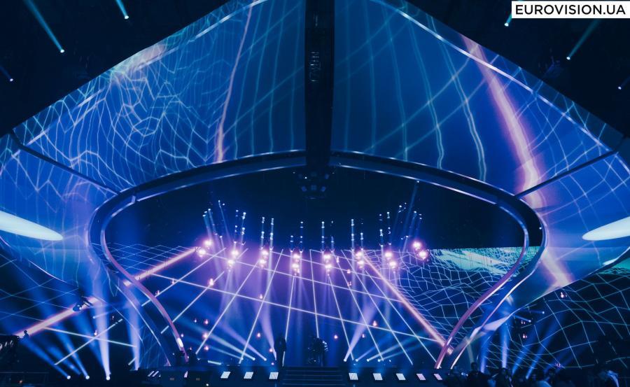 Scena Eurowizji w Kijowie
