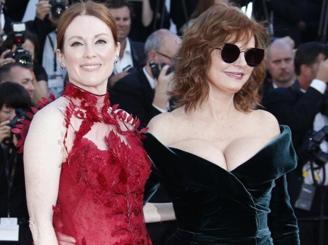 Julianne Moore i Susan Sarandon