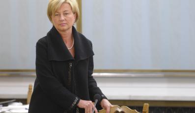 Honorata Kaczmarek zeznaje przed sejmową komisją śledczą