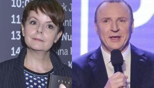 Karolina Korwin Piotrowska i Jacek Kurski