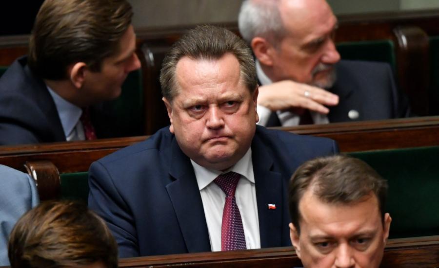 Wiceminister spraw wewnętrznych i administracji Jarosław Zieliński