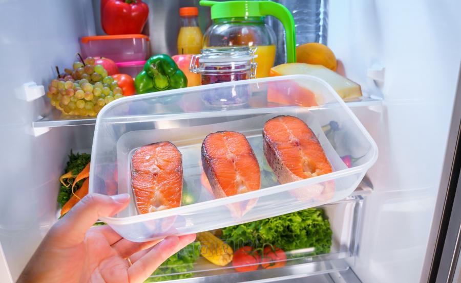 Jakie są zasady przechowywania żywności?