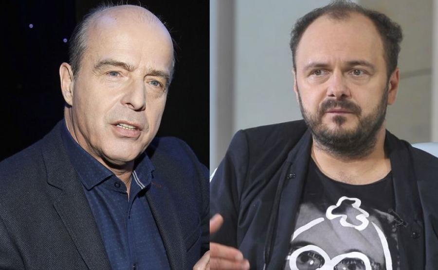 Jan Pospieszalski, Arkadiusz Jakubik