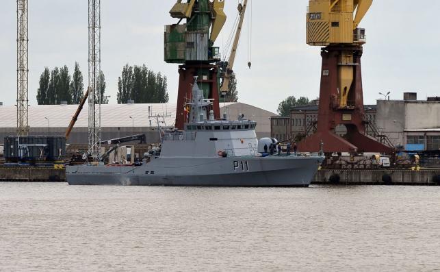 Międzynarodowe manewry na Bałtyku