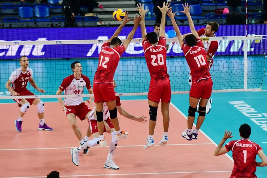 Polacy przegrali z Iranem