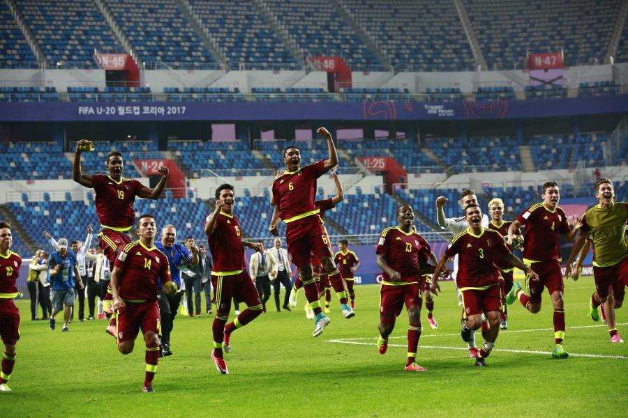Piłkarze reprezentacji Wenezueli
