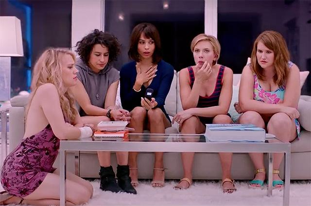 """""""Ostra noc"""" ze Scarlett Johansson od 16 czerwca 2017 roku w kinach"""