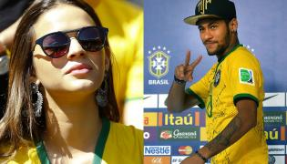 Neymar i Bruna Marquezine