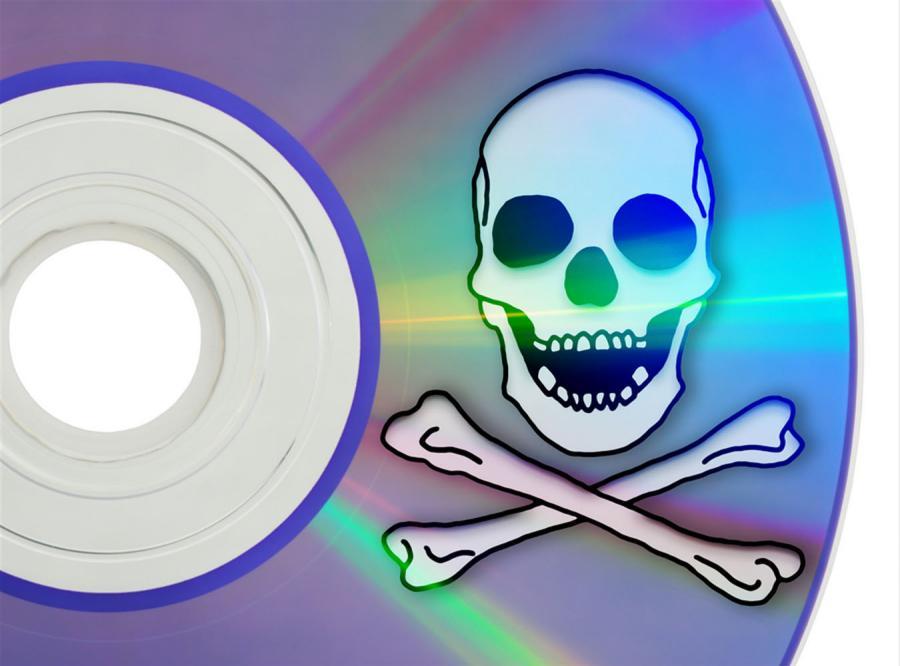 Fonograficzni giganci oskarżeni o piractwo