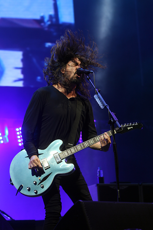 Foo Fighters na Open\'er Festival 2017; 29.06.2017