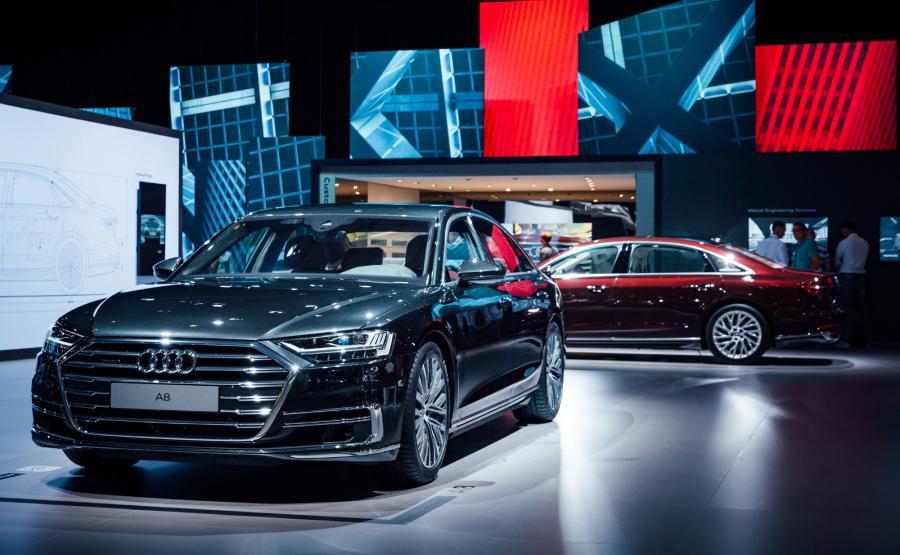 Audi A8 L nowej generacji