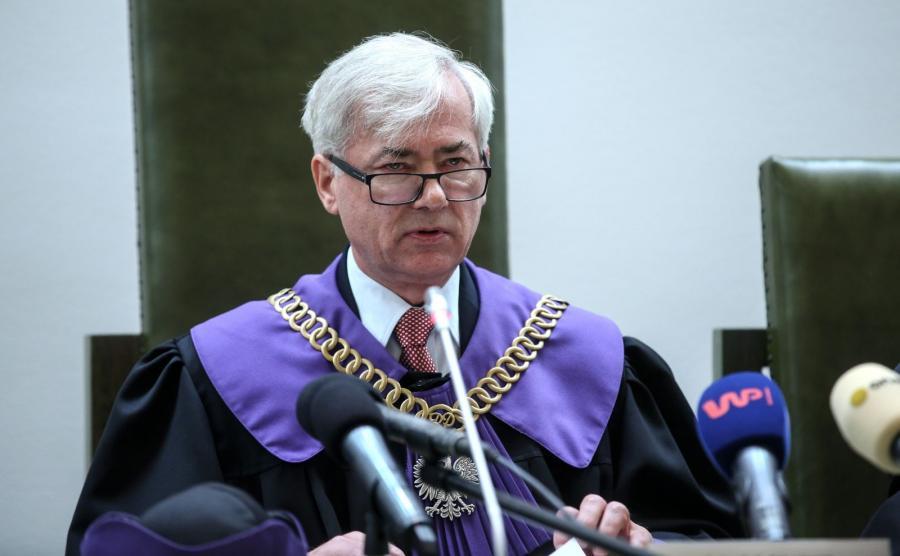 Sędzia Sądu Najwyższego Andrzej Stępka