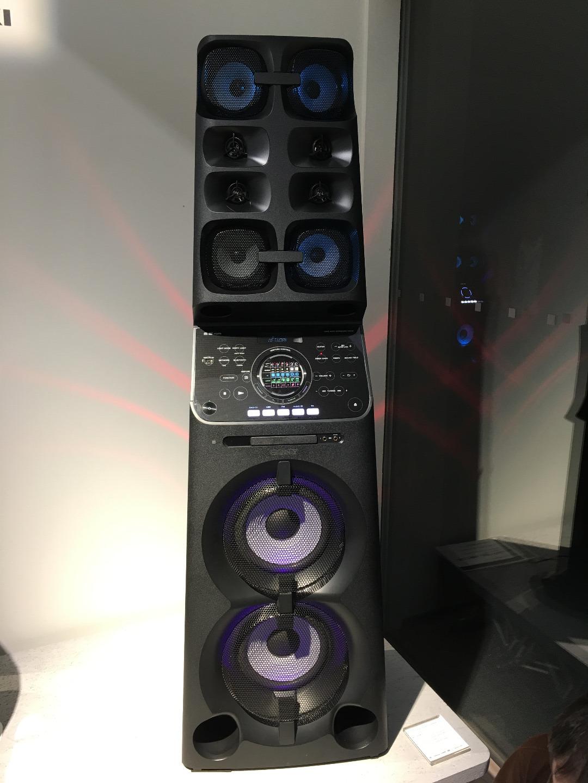 IFA - głośnik Sony