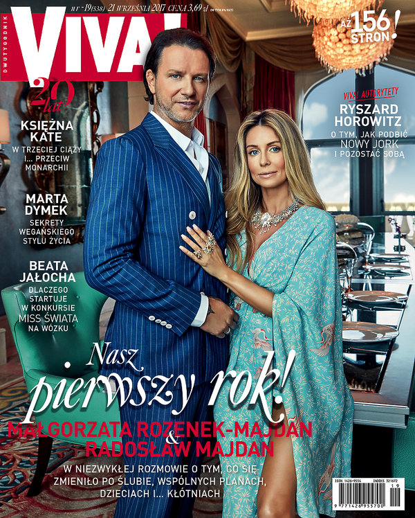 Okładka magazynu Viva!