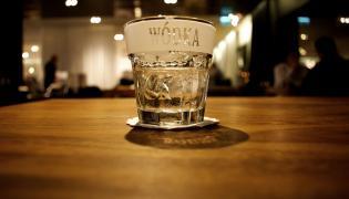 Szklaneczka na wódkę