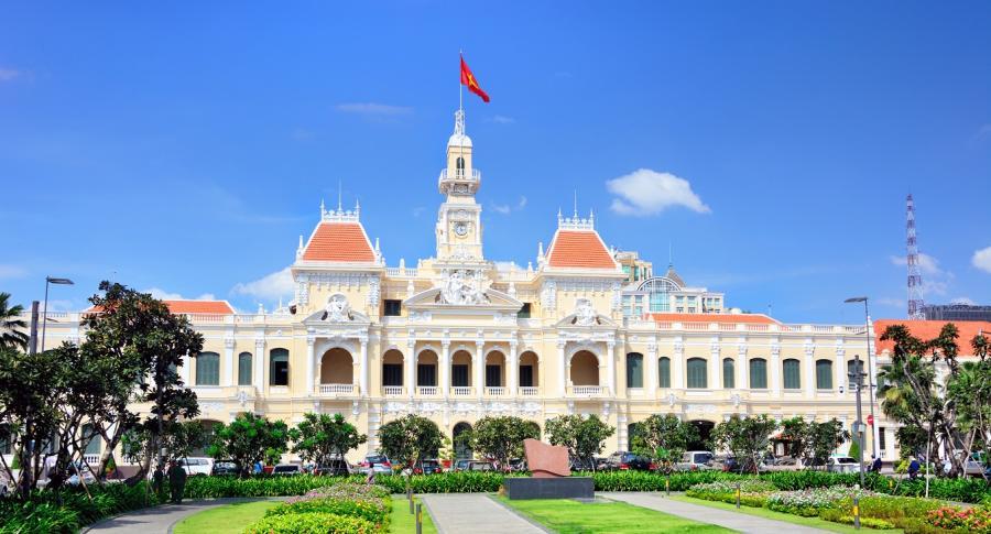 Wietnam, miasto Ho Chi Minha