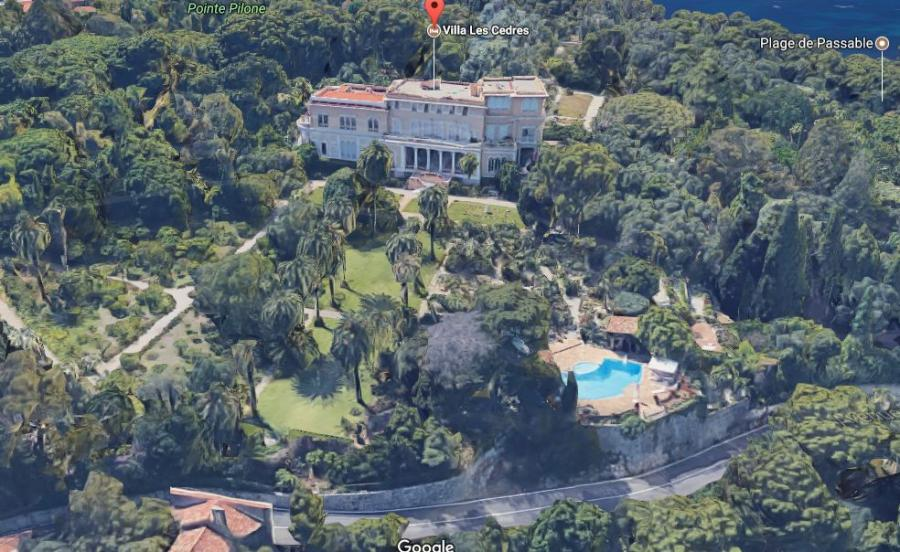 Najdroższy dom świata