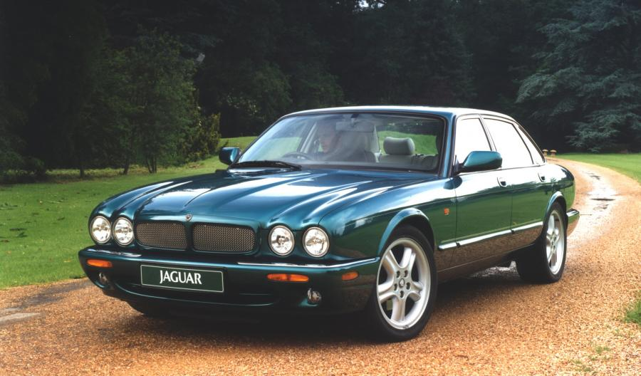 Jaguar XJR, 2007
