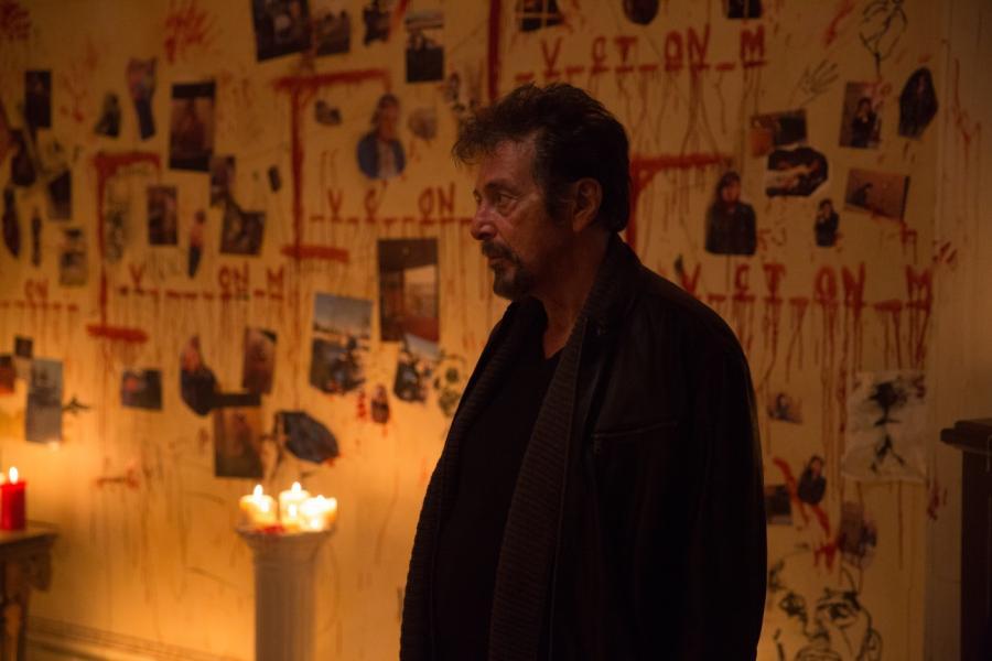 """Al Pacino w filmie """"M jak morderstwo"""""""