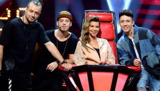 """Jurorzy """"The Voice Kids"""": Baron, Tomson, Edyta Górniak i Dawid Kwiatkowski"""