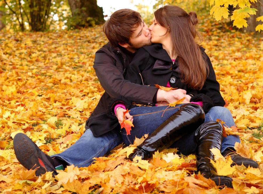 Miłosne uniesienia w październiku