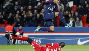 Neymar Jr i Mamadou Samassa