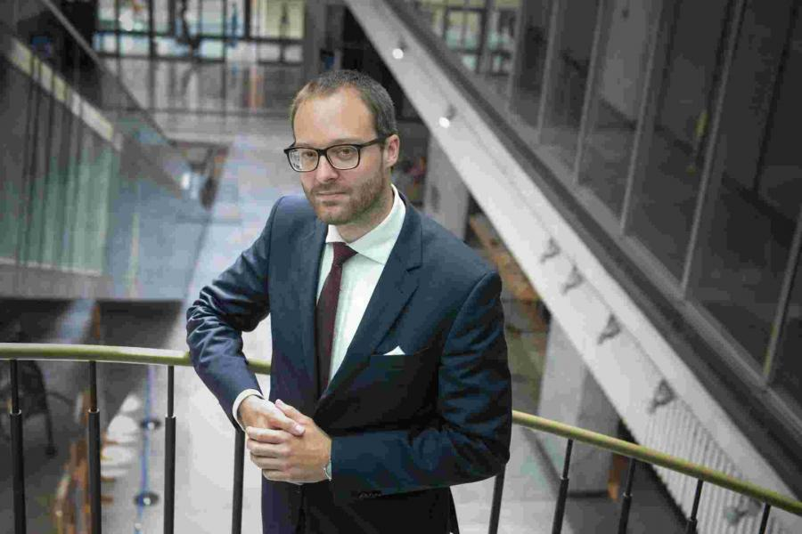 Marek Dietl, źródlo GPW