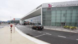 Lotnisko Chopina. Terminal