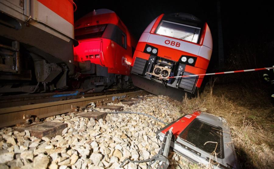 Wypadek kolejowy