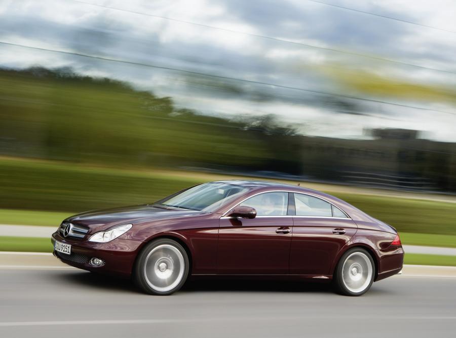 Mercedes podkręcił wersję CLS
