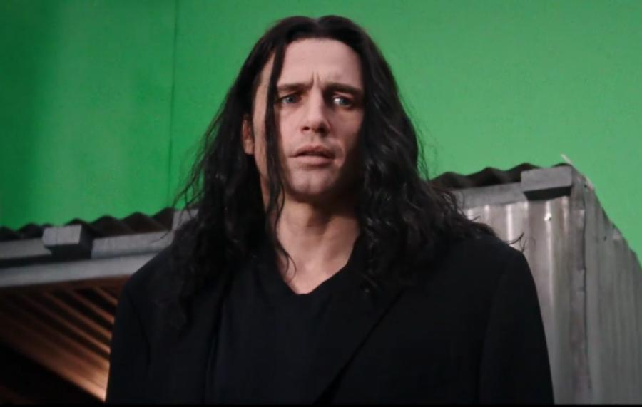 James Franco jako Tommy Wiseau w filmie \