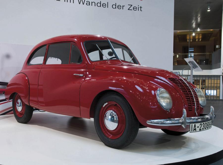 DKW Prototyp F9