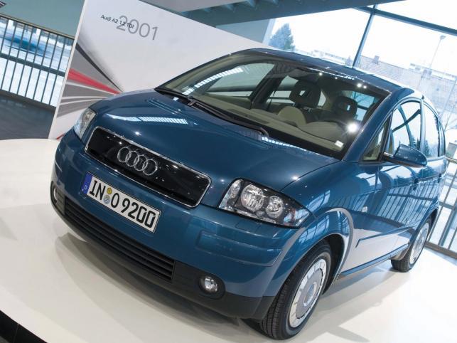 Audi A2 z silniczkiem 1.2 TDI