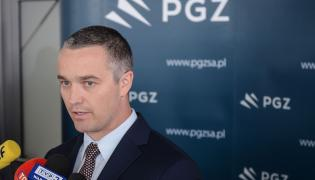 Błażej Wojnicz, były prezes zarządu PGZ