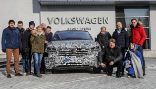 Volkswagen Touareg w Poznaniu