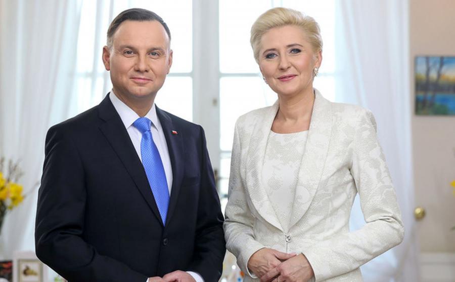 Para prezydencka (Grzegorz Jakubowski/KPRP)