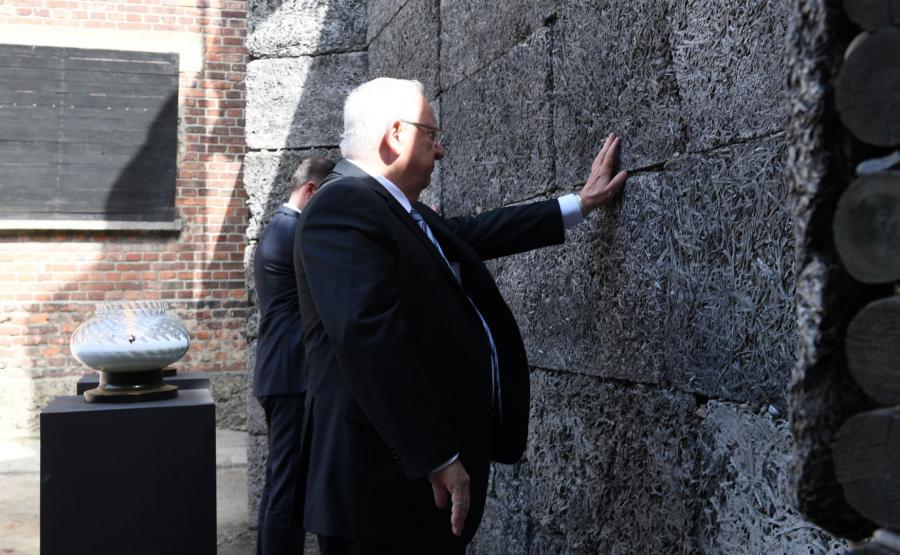 Prezydent Izraela, Reuven Riwlin