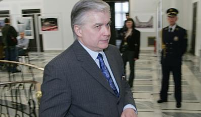 Cimoszewicz podpadł Rosji, bo jest Polakiem