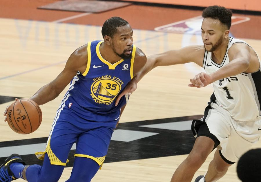 Kevin Durant i Kyle Anderson