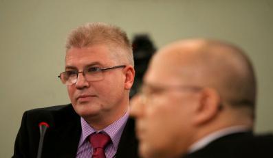 Były prokurator rejonowy w Katowicach Jacek Krawczyk: Ktoś sfałszował postanowienie o wszczęciu śledztwa w sprawie Barbary Blidy