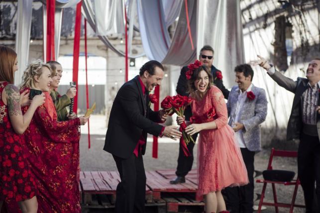 """Kasia Smutniak oraz Steffano Accorsi w filmie """"Made In Italy"""". W kinach 25 maja"""