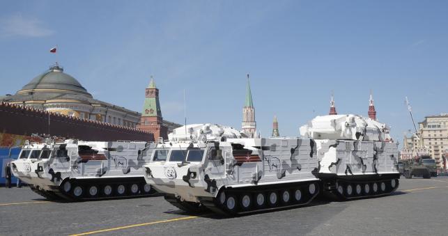 Rosyjskie systemy przeciwlotnicze